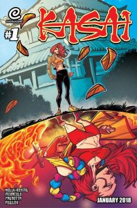 Cover of Kasai #1