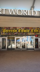 Boston Comic Con - Seaport World Trade Center