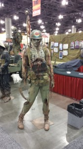 Zombie Invasion at Phoenix Comic Con