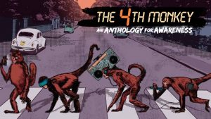 The 4th Monkey Anthology Promo Art