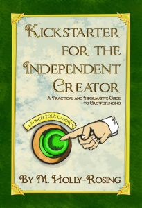 Cover of Kickstarter for the Independent Creator - Second Edition