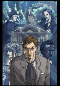 Boston Metaphysical Chapter 4 Cover