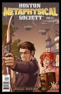 Boston Metaphysical Society #1 Cover