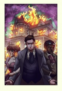 Boston Metaphysical Society Chapter 6 Cover