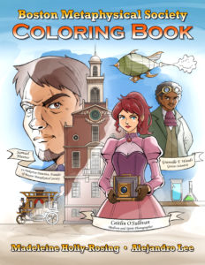 Boston Metaphysical Society Coloring Book