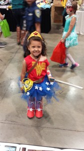 Wonder Woman Cosplay at Amazing Las Vegas Comic Con