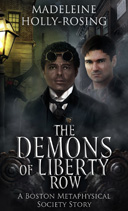 The DEmons of Liberty Row Book Cover
