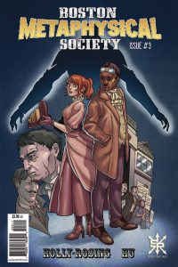 Boston Metaphysical Society #3 Cover