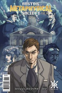 Boston Metaphysical Society #4 Cover
