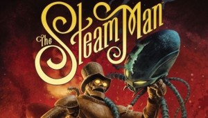 The Steam Man - Dark Horse Comics