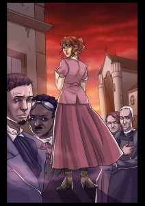 Boston Metaphysical Society Chapter 5 Cover