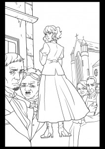 Inked Chapter 5 Cover Of Boston Metaphysical Society